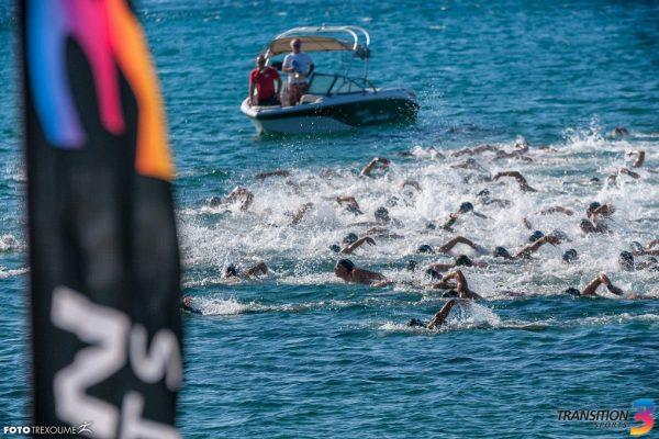 Κολυμβητικό ραντεβού στο Marathon Bay Crossing