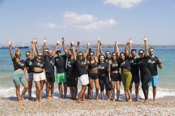 Training Day by Arla Protein με τον Δημήτρη Κουλούρη και... φόντο το Spetses mini Marathon!