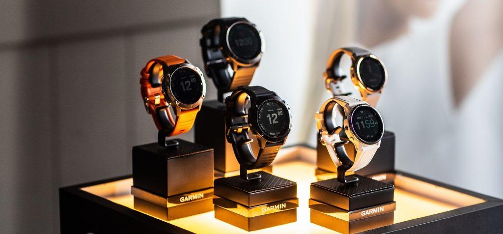 Καινοτομίες και τεχνολογία αιχμής στα νέα smartwatch της Garmin