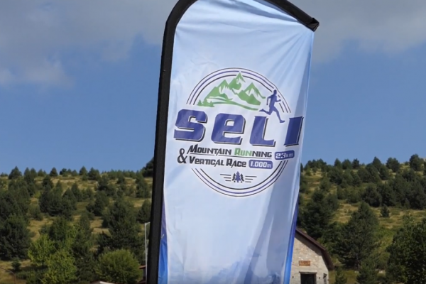 Seli mountain running 2019 (official video)