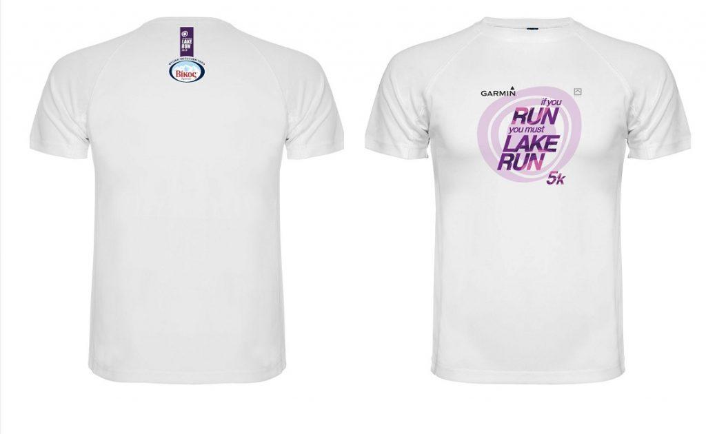 13ος Γύρος Λίμνης Ιωαννίνων: Έτοιμα τα μπλουζάκια, κλείνουν οι εγγραφές