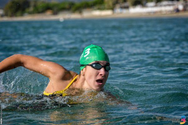 Κολυμβητική απόλαυση στο Marathon Bay Swimming