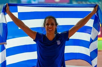 Η Κατερίνα Στεφανίδη στην Επιτροπή Αθλητών της IAAF