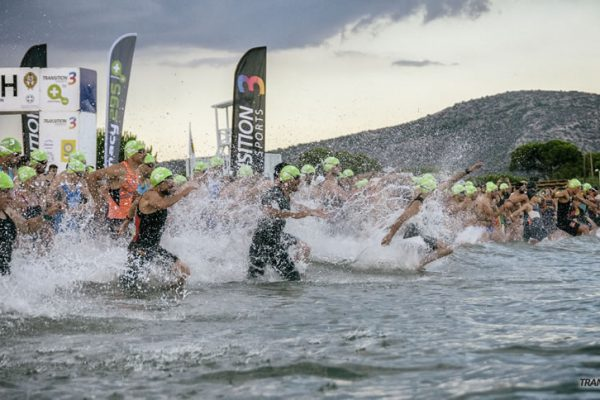 Sprint, Ολυμπιακό Τρίαθλο και Aquabike στον Σχινιά