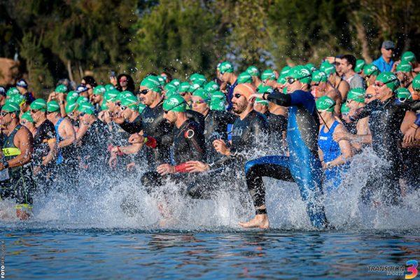 Τριαθλητική ενέργεια με ρεκόρ συμμετοχών στον Σχινιά