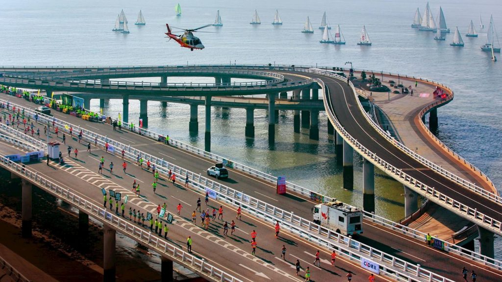 Xiamen, ο Πράσινος Μαραθώνιος της Κίνας