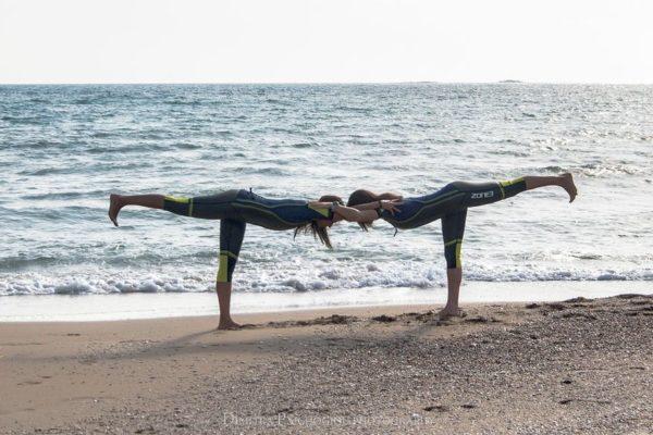 Yoga, SwimRunHydra και η αξία του....ΜΑΖΙ