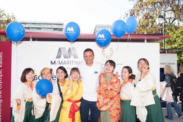 H Μ/ΜARITIME στο πλευρό του ιστιοπλόου Γιάννη Μιτάκη για τους Oλυμπιακούς Αγώνες του Τόκιο