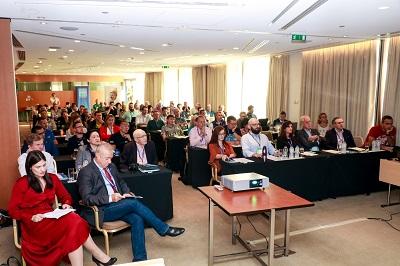 Μεγάλη συμμετοχή στο 13ο συμπόσιο της AIMS