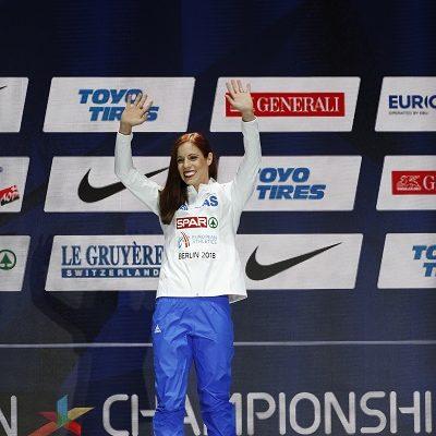 Η Κατερίνα Στεφανίδη υποψήφια για την Επιτροπή Αθλητών της ΔΟΕ