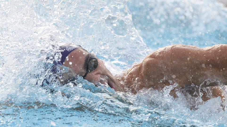 Πρωταθλητής Ευρώπης ο Βαζαίος στα 200μ. μικτής ατομικής