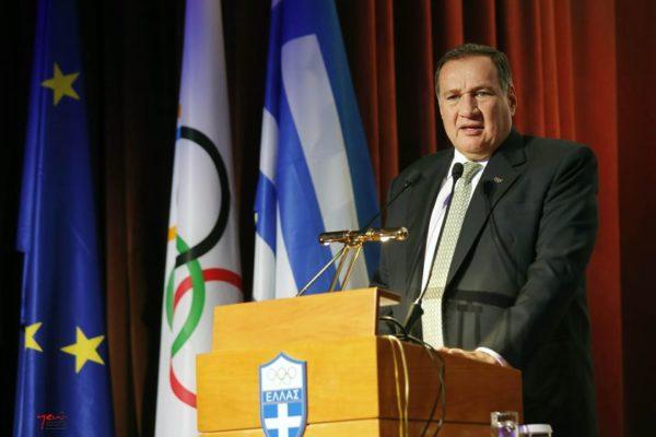 Λάμψη Ολυμπιακών Αγώνων στην Τελετή Βραβεύσεων της ΕΟΕ