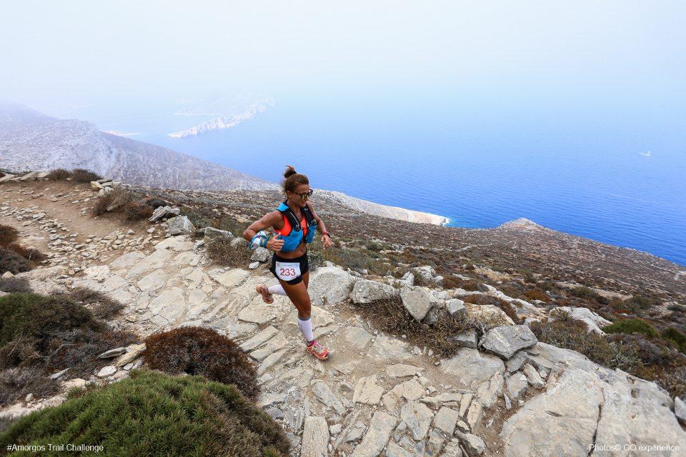 To Μάιο τρέχουμε και ζούμε το Amorgos Trail Challenge