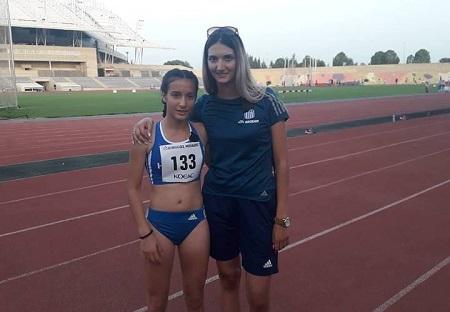 Πανελλήνιο Πρωτάθλημα: Πανελλήνιο ρεκόρ Κ18 από την Πολυνίκη Εμμανουηλίδου στα 60 μ.