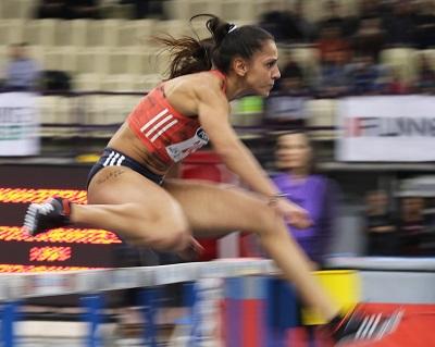 Πανελλήνιο Πρωτάθλημα: Κανονικά η Πεσιρίδου στα ψηλά εμπόδια