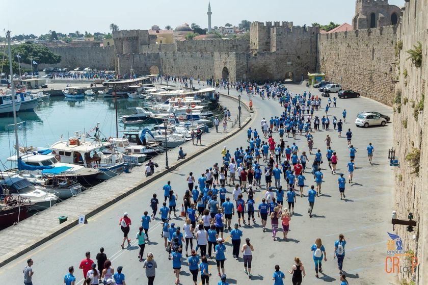 Διεθνής μαθητικός διαγωνισμός ζωγραφικής αφιερωμένος στο Μαραθώνιο Ρόδου