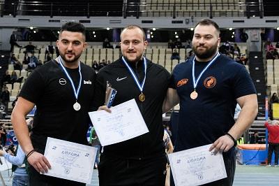 Πανελλήνιο Πρωτάθλημα: Δυνατή σφαιροβολία και πρώτη νίκη για Λατιφλάρι