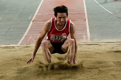 Πανελλήνιο Πρωτάθλημα: Ο Δημήτρης Τσιάμης κυρίαρχος στο άλμα τριπλούν