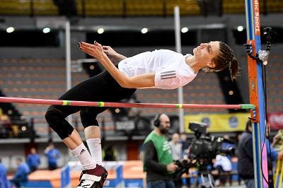 Πανελλήνιο Πρωτάθλημα: Ωραίος αγώνας στο ύψος, ενδέκατη νίκη Δημητράκη