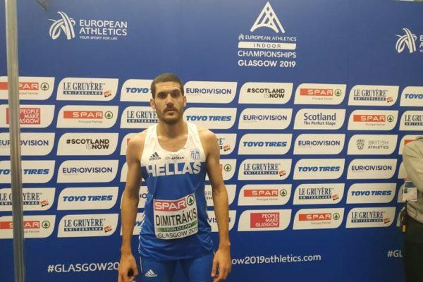 Πανελλήνιο Πρωτάθλημα: Πέμπτο νταμπλ για τον Δημητράκη στην ιστορία της διοργάνωσης