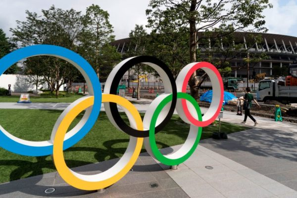 Το 2021 οι Ολυμπιακοί Αγώνες του Τόκιο λόγω κορονοΐου