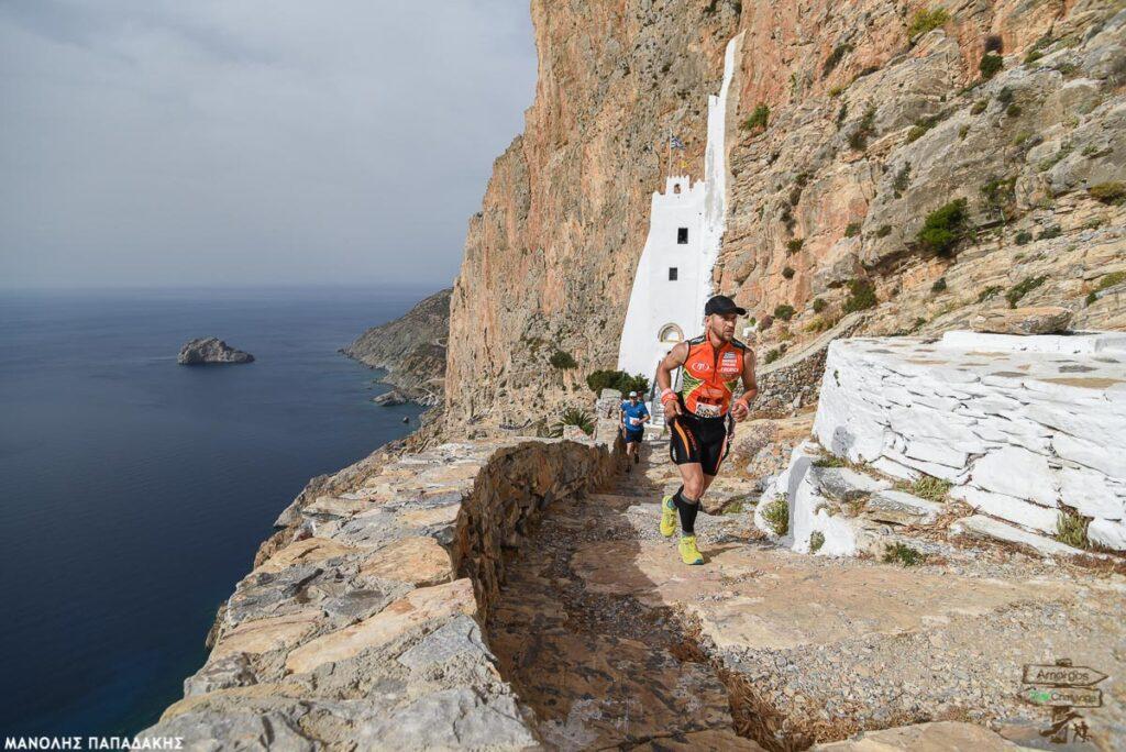 Το Amorgos Trail Challenge δεν γίνεται να «αποστειρωθεί»