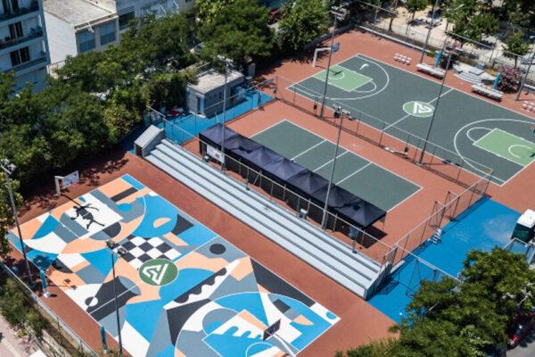 Επαναλειτουργούν τα Ανοιχτά Αθλητικά Κέντρα στον Δήμο Αθηναίων