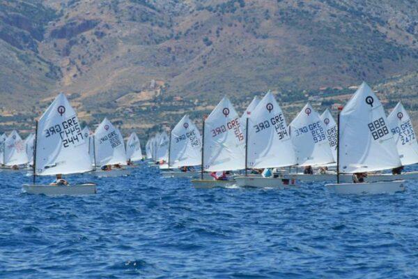 Η Ελληνική αποστολή για το Ευρωπαϊκό Πρωτάθλημα Όπτιμιστ