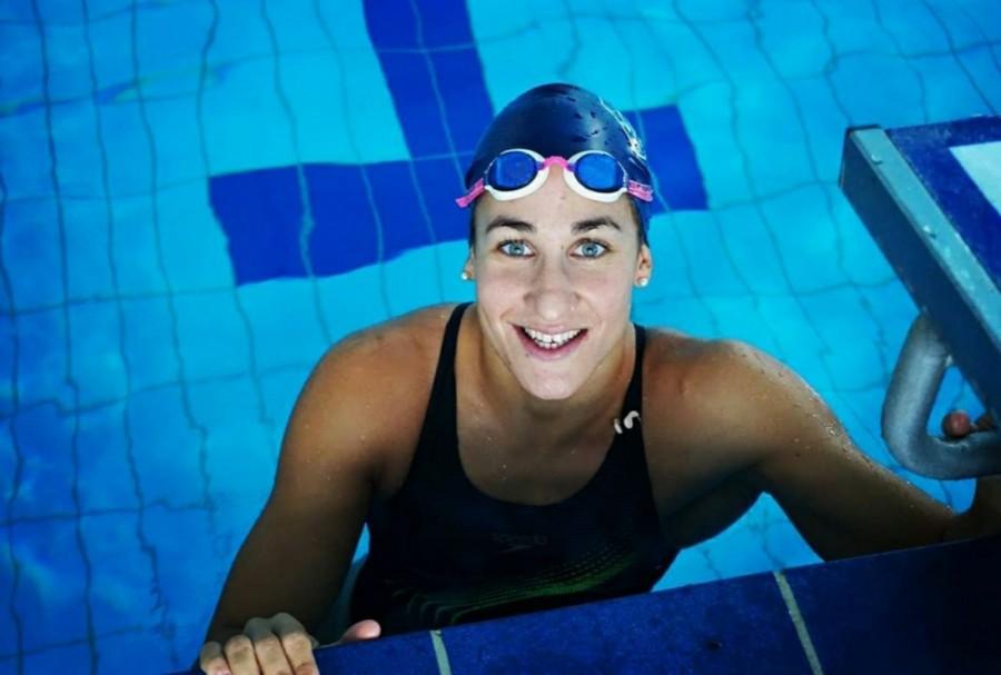 Κολύμβηση: Πανελλήνιο ρεκόρ στα 50μ ύπτιο (πισίνα 25μ.) η Νόρα Δράκου
